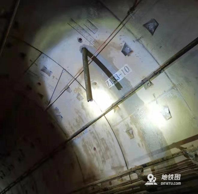 钻头击穿隧道损坏地铁列车,施工企业被罚50万元