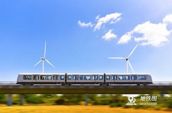 低碳出行,坐地铁到底有多节能?