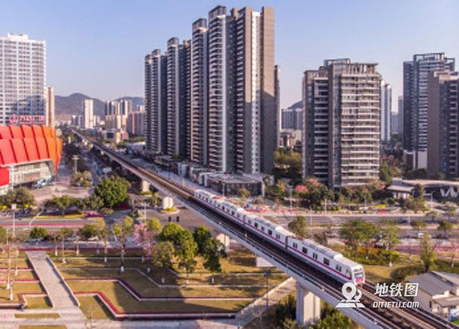 中国自主研发成功地铁列车自主运行系统