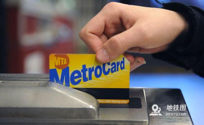 纽约推出地铁站快闪式疫苗接种点 可领免费地铁卡