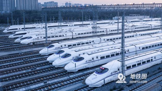 铁路新版列车运行图将上线,都有哪些调整?