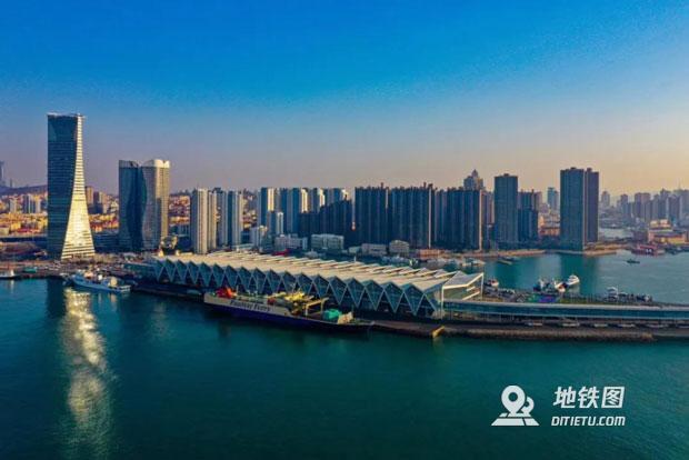 青岛国际邮轮港:青岛首个地下TOD空间项目启动