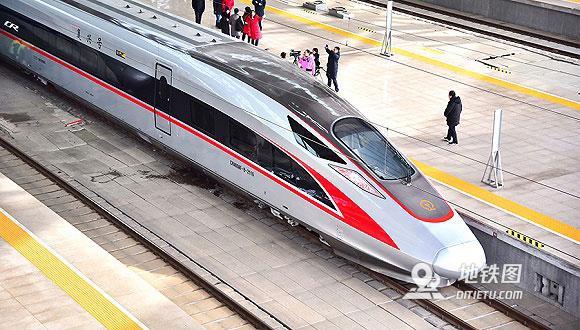 京滬高鐵十年:累計繞赤道行駛四萬圈,年凈利潤超百億