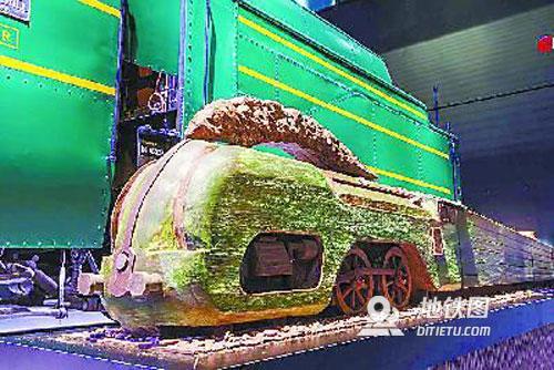"""布魯塞爾""""火車世界"""",""""活的""""博物館"""