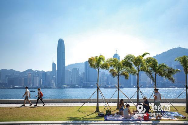 香港屯馬線正式通車 旅發局宣傳最長地鐵線旅游