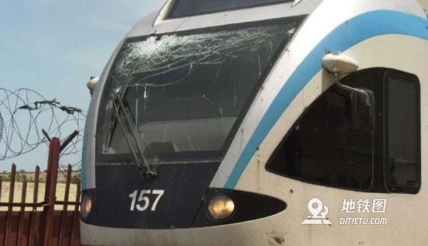阿爾及利亞首都火車遇襲導致鐵路停運