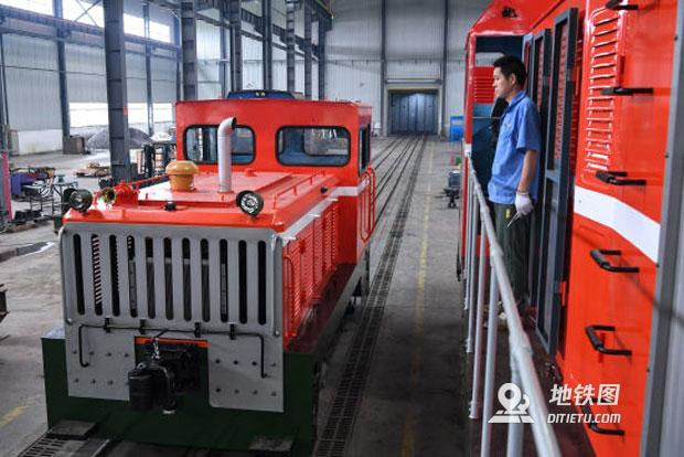 安徽首輛5G無人駕駛火車下線 可實現量產