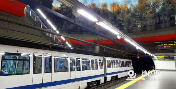 馬德里地鐵:一醫護人員提醒某年輕乘客戴口罩 反被暴毆