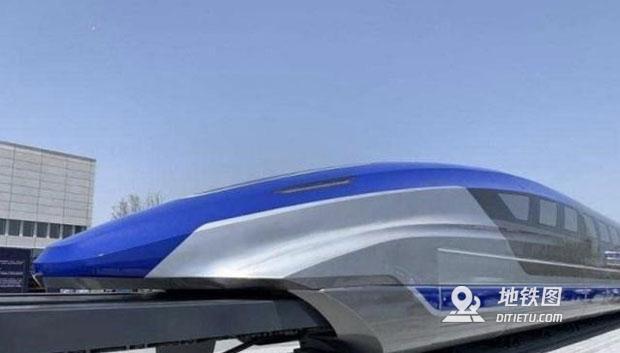 中车四方:600公里时速磁悬浮高铁正式下线