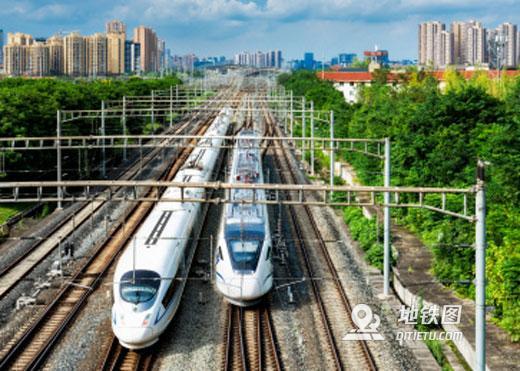 全國鐵路將實行新的列車運行圖