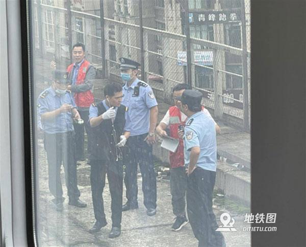 成都鐵路局:一男子侵入鐵路線路被撞身亡