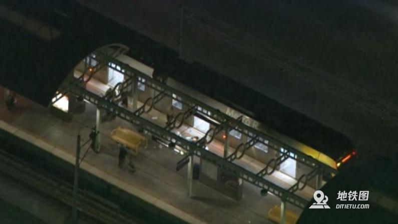 洛杉磯地鐵發生槍案