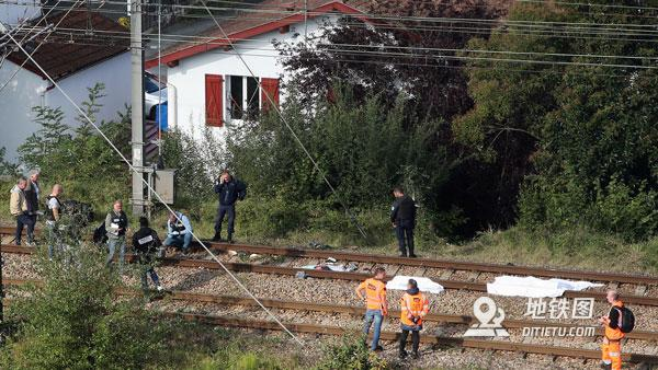 法国西南部三移民被火车撞死