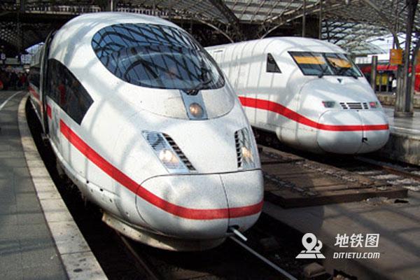 因持续通胀 德国铁路将提高票价