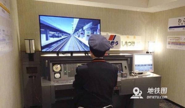 日本酒店把火车驾驶舱搬进客房